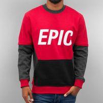 Just Rhyse Epic Sweatshirt Red/Grey