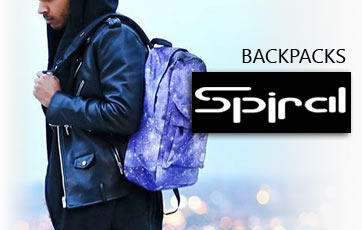 Backpacks Spiral