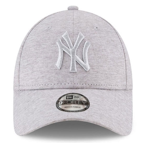 New Era 9Forty Essential Cap NY Yankees Graphite Grey