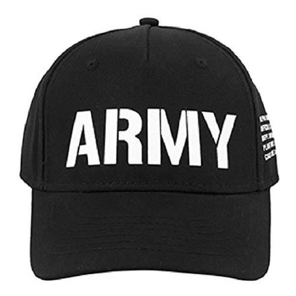 na stopach zdjęcia niesamowite ceny uroczy Alpha Industries Army Cap Black - Gangstagroup.com - Online ...