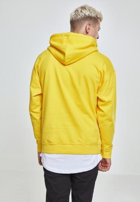 Urban Classics Oversized Sweat Hoody chrome yellow