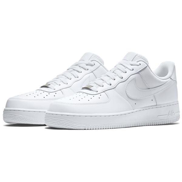 ... Nike Air Force 1 Low White White ...