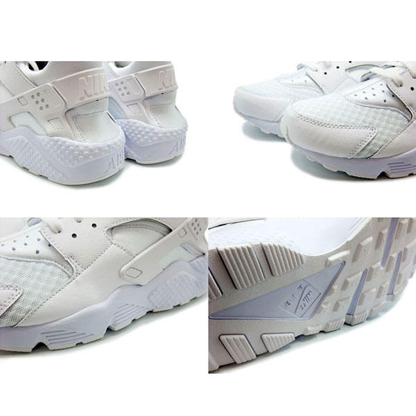 competitive price 3440e ec137 ... Nike Air Huarache White White Pure Platinum 318429-111 ...