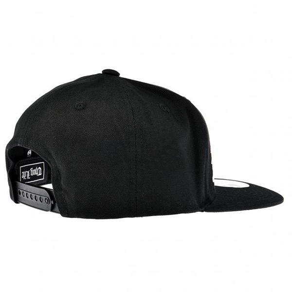 Bompton Hat: Thug Life Bompton Cap Black