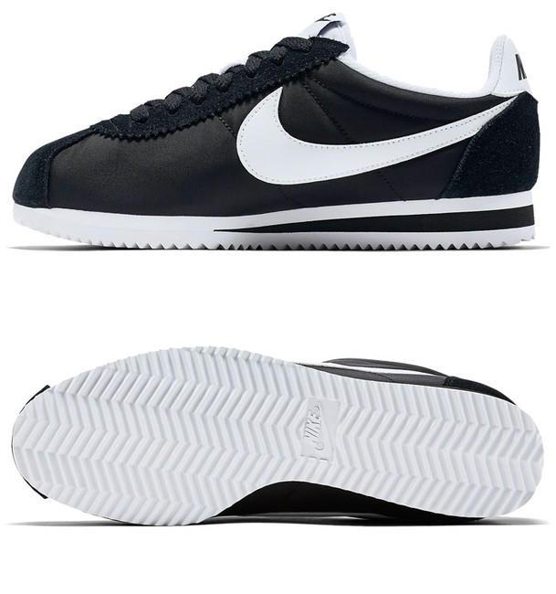 Nike WMNS Classic Cortez Nylon Black