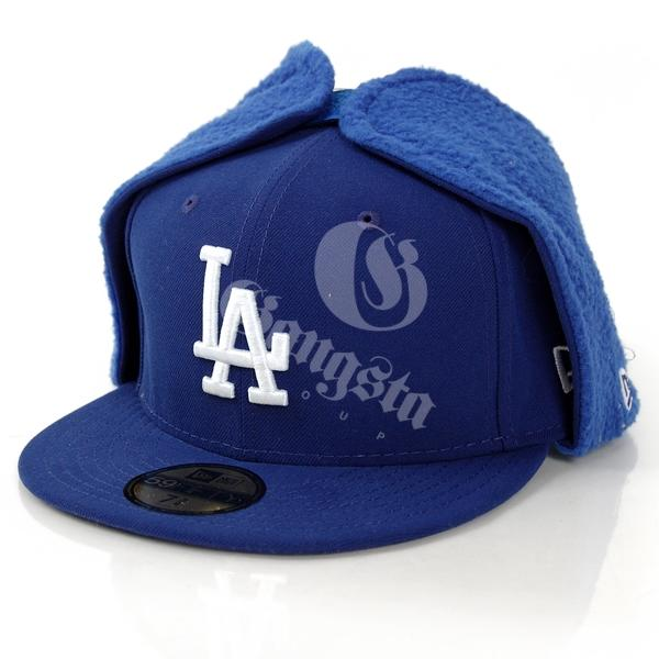 New Era League Basic LA Dodgers Dog Ear Cap - Gangstagroup.com ... eb2e1944768d