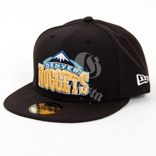 New Era NBA Seasonal Basic Denver Nuggets Cap