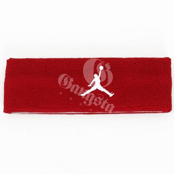 Air Jordan Headband Red