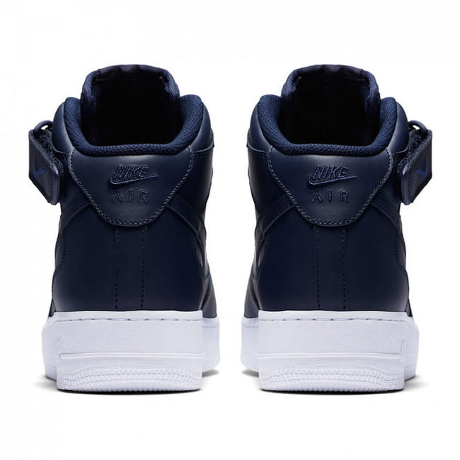 Nike Air Force 1 Mid `07 Obsidian White 315123-415 - Gangstagroup ... b975b138fb4