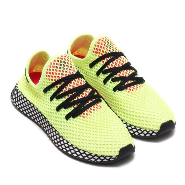 49a34ea3473da Adidas Deerupt Runner Yellow - Gangstagroup.com - Online Hip Hop ...