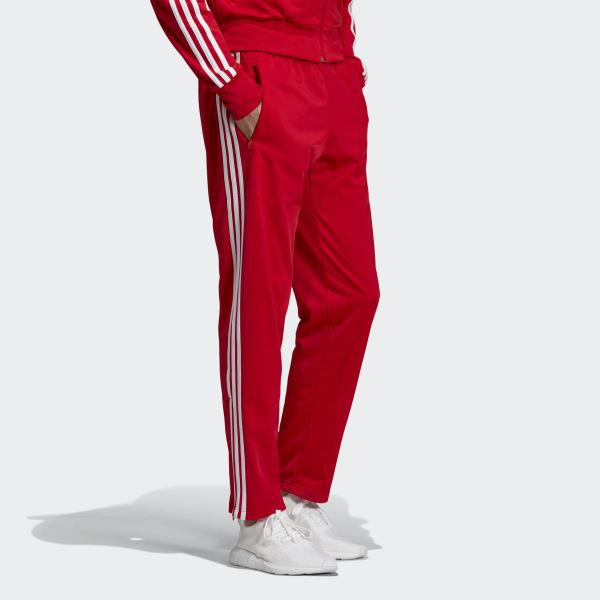 Adidas Originals Firebird Trackpants Scarlet