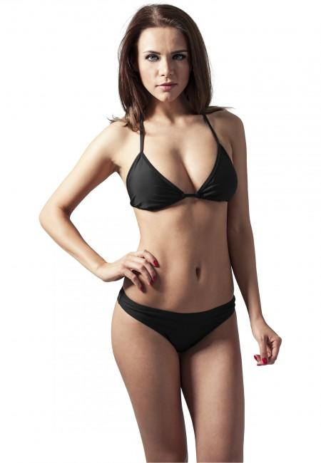 Urban Classics Ladies Triangle Bikini black - Gangstagroup.com ... 6f0f526c3