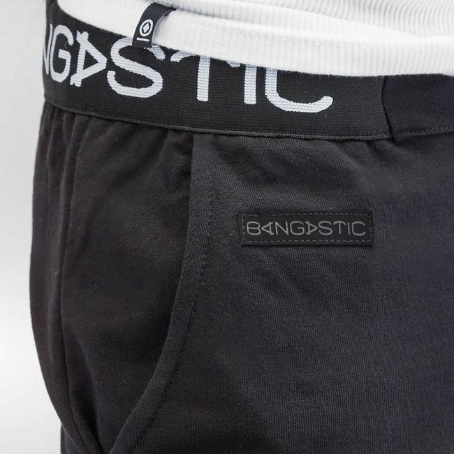 Bangastic Stars Sweat Pants Black - Gangstagroup.com - Online Hip ... b6a736ffed
