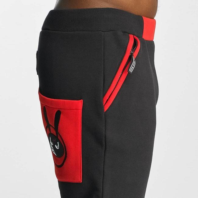 Who Shot Ya  Badrabbit Sweatpants Black - Gangstagroup.com - Online ... 9acdfe7b6d