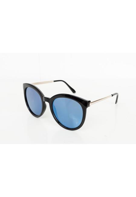 Urban Classics Sunglasses October blk/blu