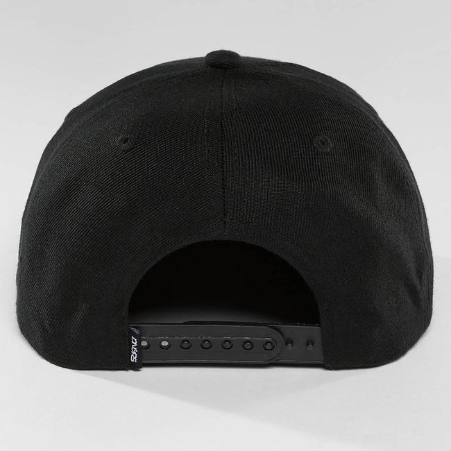 Dangerous DNGRS / Snapback Cap SuckLife in black