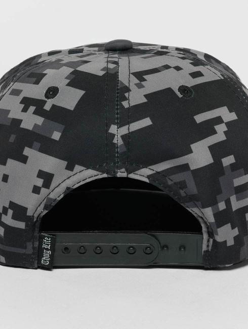 c9ba416c318 Thug Life   Snapback Cap Digital in camouflage - Gangstagroup.com ...