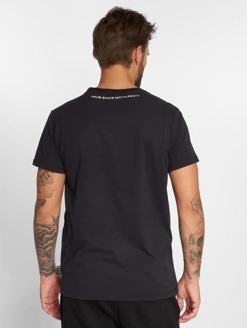 deus maximus t shirt neptun in black online hip hop fashion store. Black Bedroom Furniture Sets. Home Design Ideas
