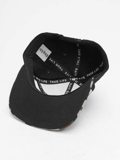 Thug Life   Snapback Cap Beast in black - Gangstagroup.com - Online ... ee763f595b