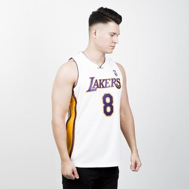 new arrival ee5fb b8ba2 Jersey Mitchell & Ness Los Angeles Lakers #8 Kobe Bryant ...