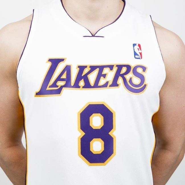 new arrival a8d5e 187cc Jersey Mitchell & Ness Los Angeles Lakers #8 Kobe Bryant ...