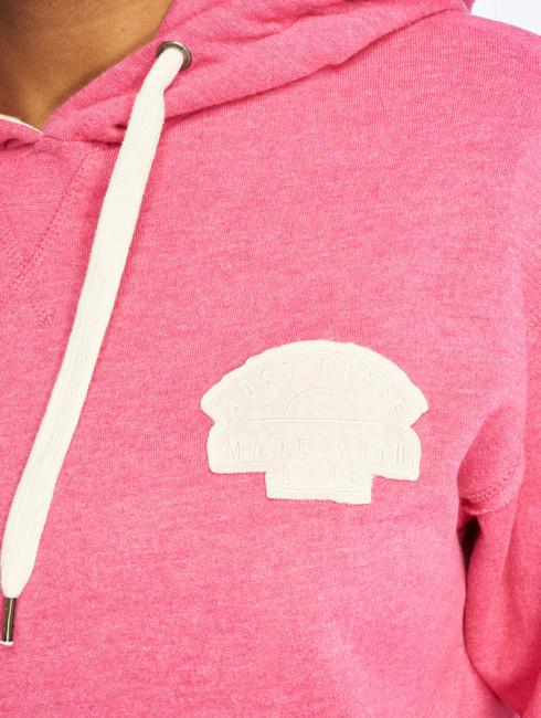Just Rhyse / Hoodie Sacramento in pink