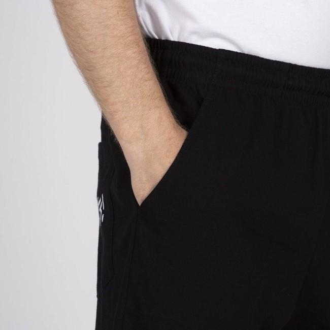 Mass Denim Signature Sweatshorts black
