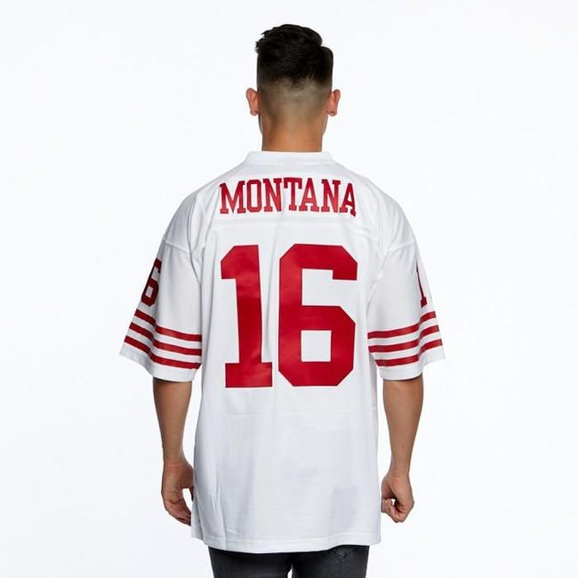 reputable site c7acd 737e9 Mitchell & Ness jersey San Francisco 49ers #16 Joe Montana ...