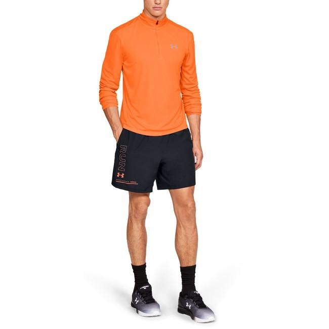 Under Armour Mens Ua Speed Stride Graphic 7 Woven Short