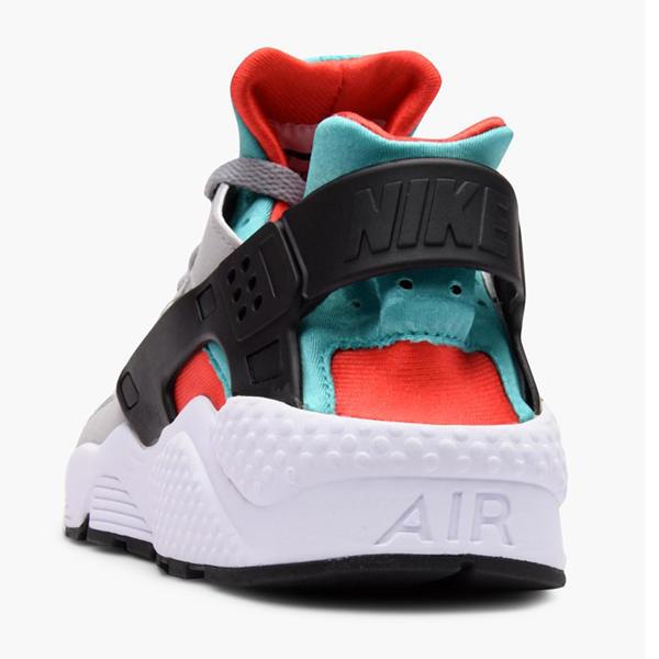 best loved 240ae ebacc ... Nike Air Huarache Shoe FLT Silver LT Crimson Clear Jade 318429-023 ...