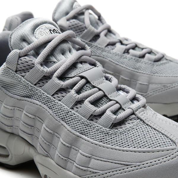 Nike Air Max 95 Shoe Matte Silver Sail Black Gangstagroup
