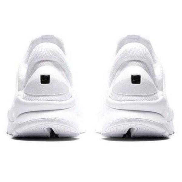 Nike Sock Dart Shoe White White Black