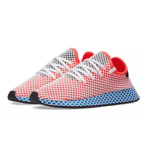 Adidas Deerupt Runner SoldRed Blue Bird