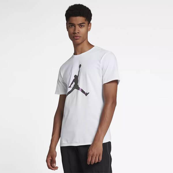 Air Jordan Iconic Jumpman AA1905-100 Tee White - Gangstagroup.com ... e267da1ee47