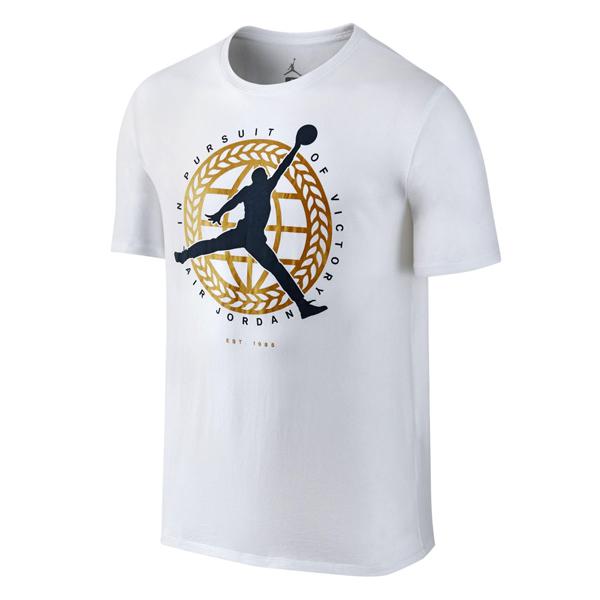 Air Jordan In Pursuit Of Tee White 801068-100 - Gangstagroup.com ... 4824ed2b30