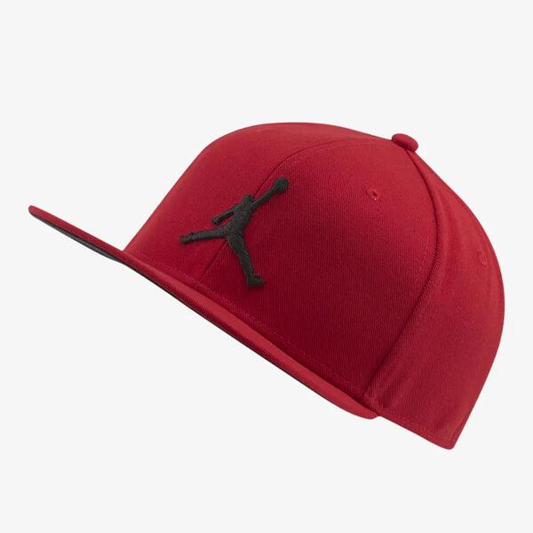 bc387ceacec4 Air Jordan Pro Jumpman Snapback Red - Gangstagroup.com - Online Hip ...
