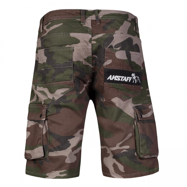 Asutan Denim Shorts - 3XL