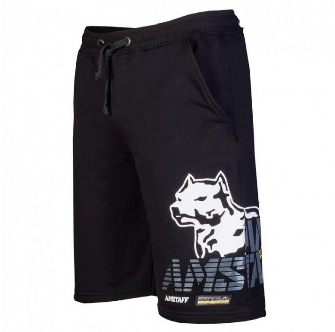 Delon Shorts Black - L