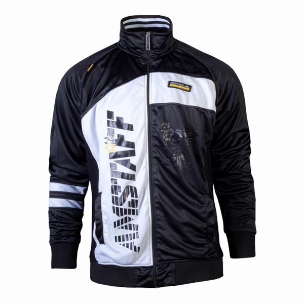 Navos Trackjacket Black - XL