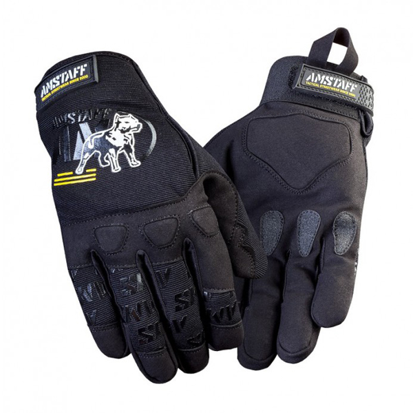 Satus Gloves Black - L/XL