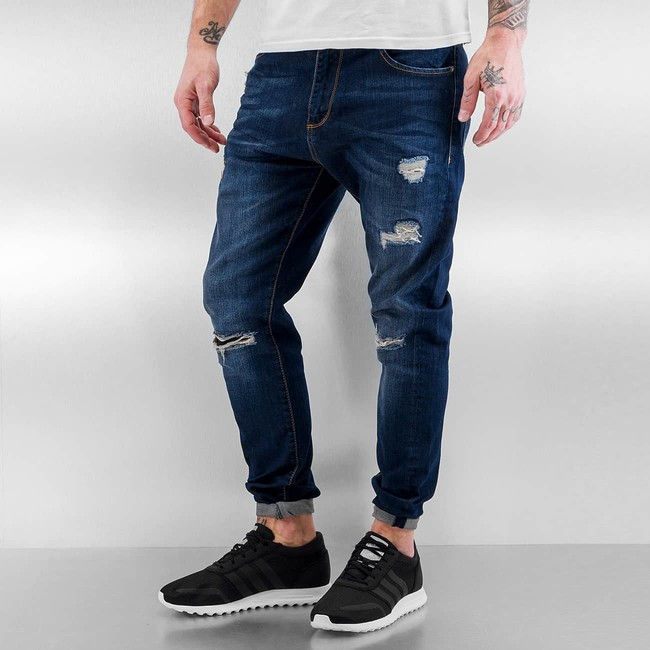 Bangastic Burundi Antifit Jeans Indigo - Gangstagroup.com - Online ... 913cf73949