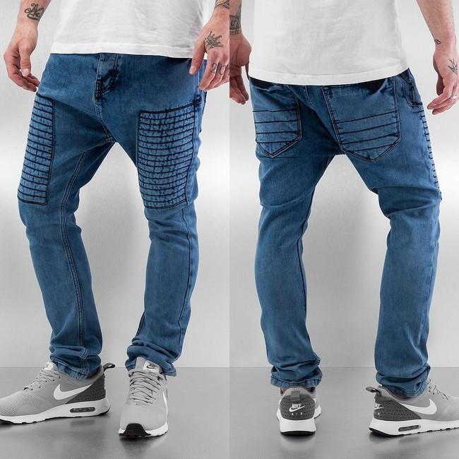 Bangastic Embroidery Antifit Jeans Blue - Gangstagroup.com - Online ... 4db3fcaecc