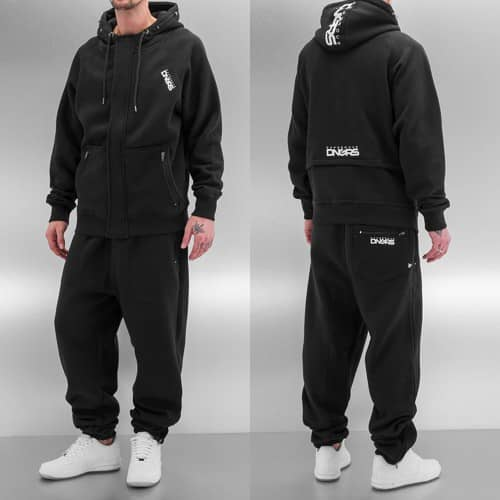 1f3d3e77b8 Dangerous DNGRS Sweat Suit Grey/Blue/Denim - Gangstagroup.com ...