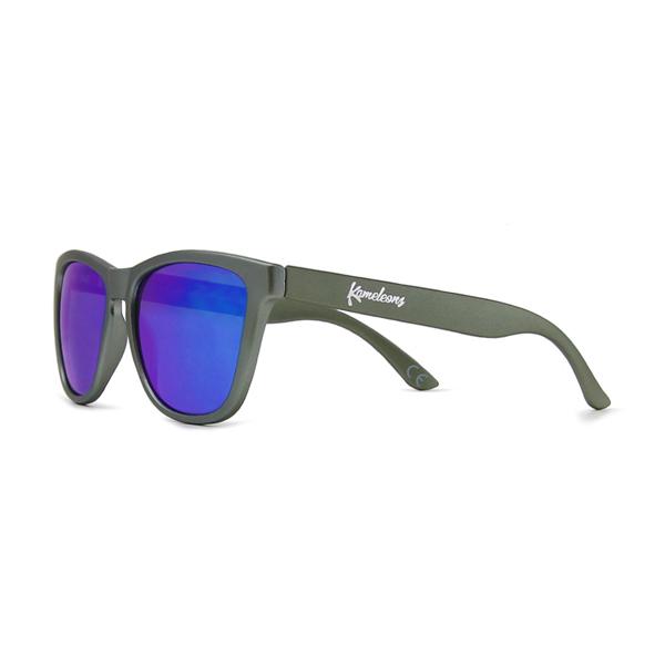 Kameleonz Blue Steel Solo Sunglasses FpE4Q1H3cC