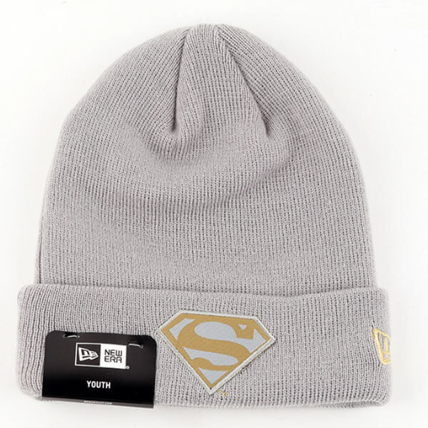 fcbff6b341ac Kids New Era Child Character Cuff Superman Beige - Gangstagroup.com ...