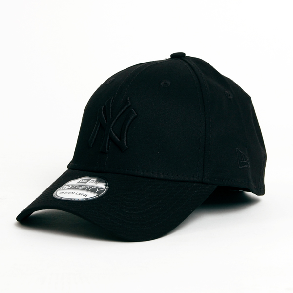 39thirty MLB League Basic NY Yankees Black on Black - M/L
