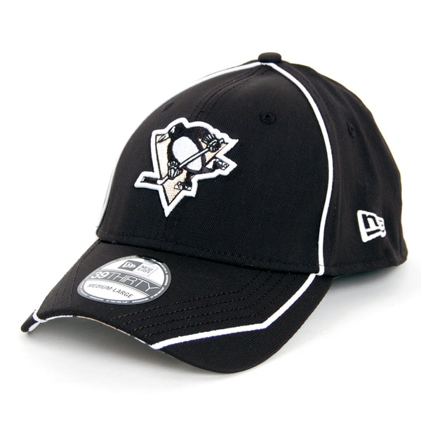 90dc417aed667c New Era 39thirty NHL Trainer Pittsburgh Penguins Cap - Gangstagroup ...
