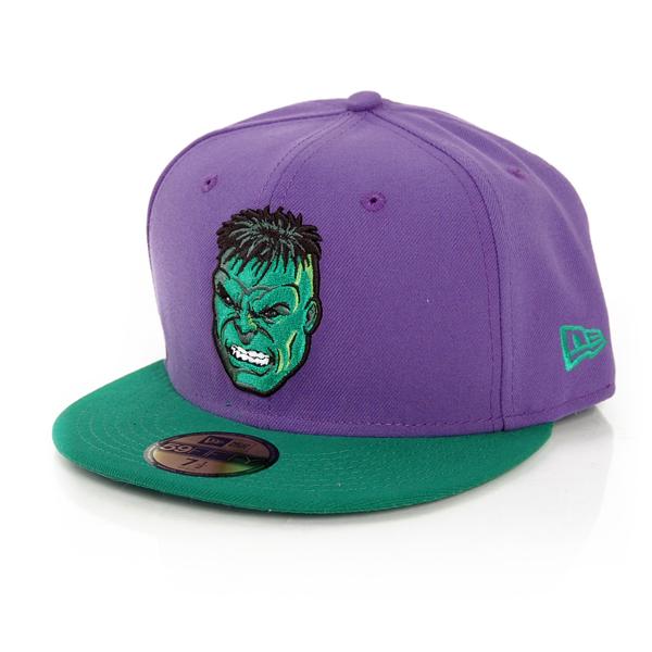 59Fifty Rever Hero Hulk Cap - 7 5/8