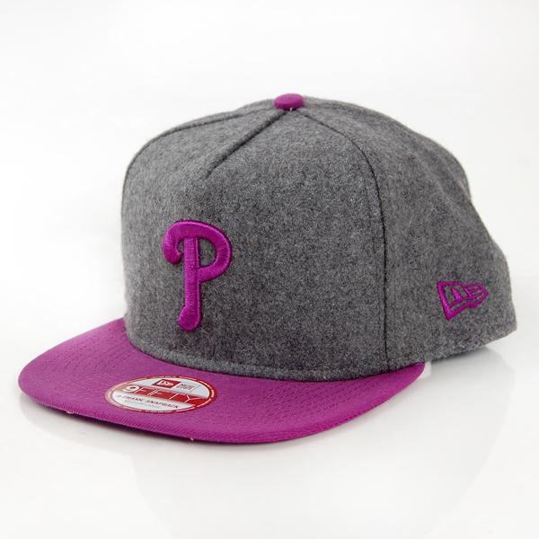 9Fifty DWR Melton Philadelphia Phillies Melton Grape - M–L