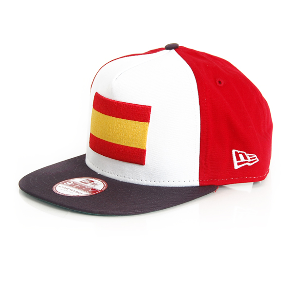 9Fifty Flag Front Orig Spain - M–L